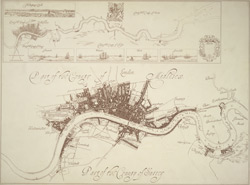 London. Part of the County of Midlesex